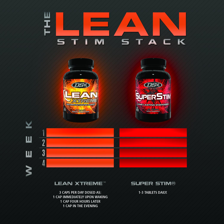 Lean Stim Stack