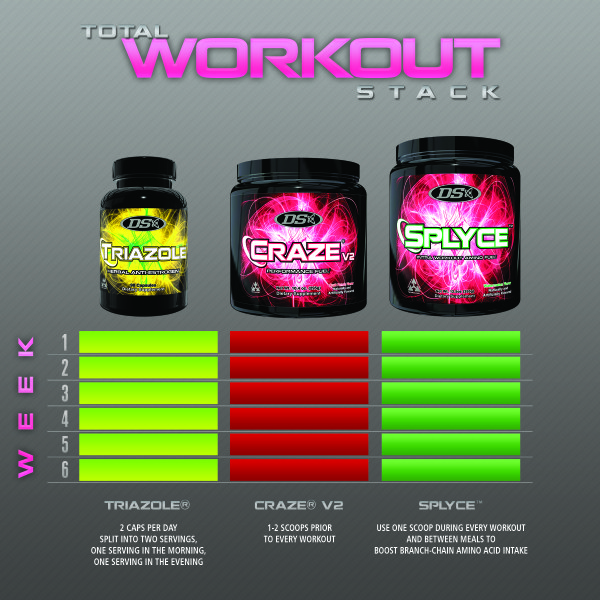 Total Workout Stack V2